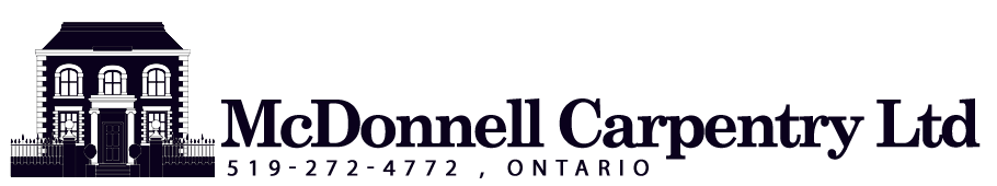 McDounnell Carpentry Logo